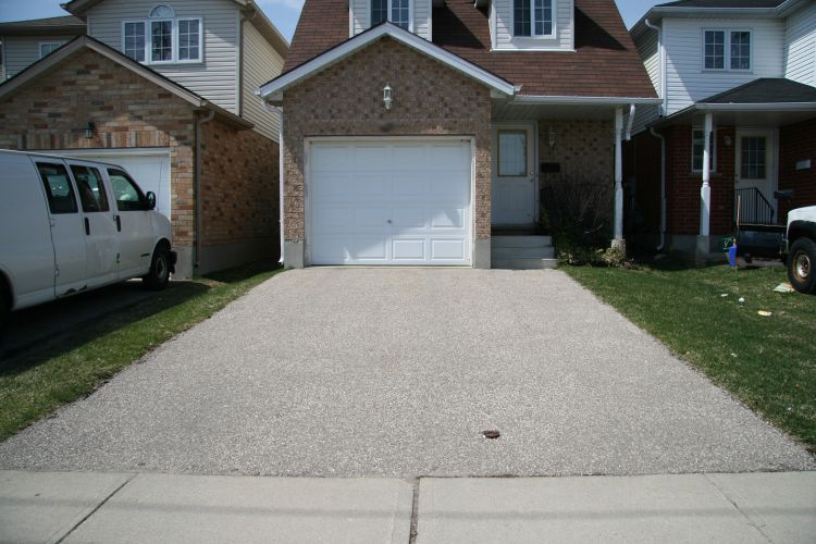 15 Year Old Driveway!