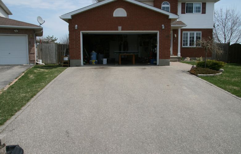12 Year Old Driveway!